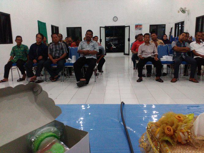 Pertemuan Rutin RT/RW Kelurahan Tawangrejo